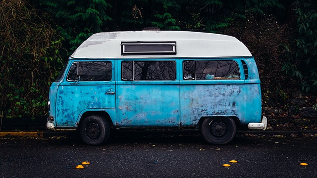 starý volkswagen