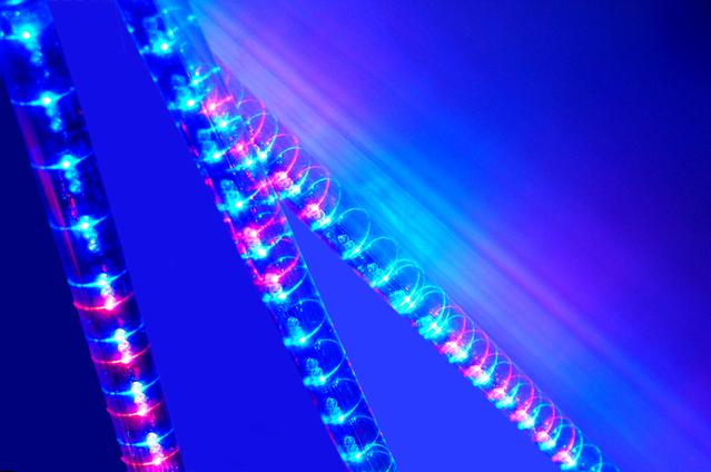 LED diodové světlo