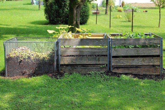 bioodpad na kompostu