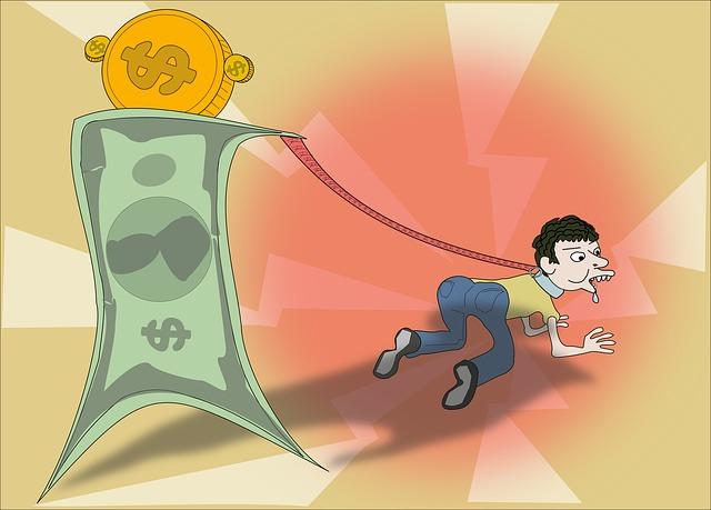 dluhy svazují