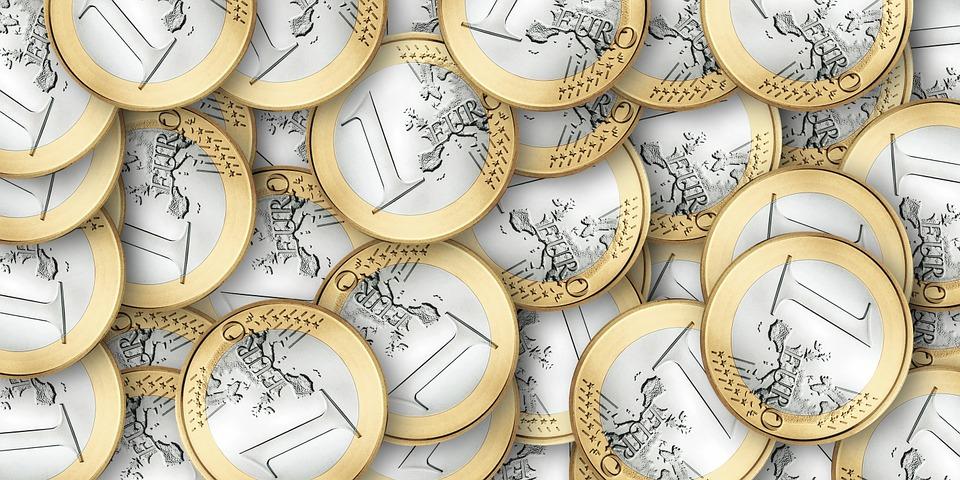 nakreslené mince